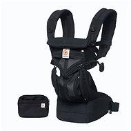 Ergobaby Omni 360 Cool Air Mesh – Onyx Black - Nosič pre dieťa