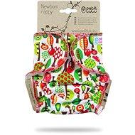 PETIT LULU Newborn Diaper - Fruit Orchard - Nappies
