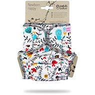 PETIT LULU Novorodenecká plienka – lúčne kvety - Plienkové nohavičky
