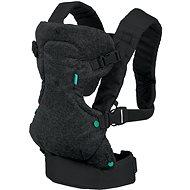 Infantino Flip Advanced 4 v 1 Black - Nosič pre dieťa
