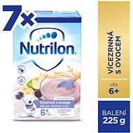 Nutrilon Pronutra Viaczrnná kaša sovocím 7× 225 g - Mliečna kaša