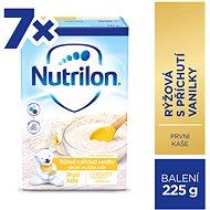 Nutrilon Pronutra Prvá kaša ryžová s príchuťou vanilky 7× 225 g - Mliečna kaša