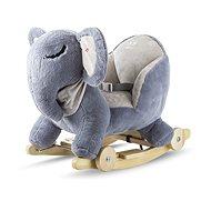 Kinderkraft Elephant gray 2020 - Detské ležadlo