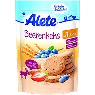 ALETE Sušienky s príchuťou borovníc 6× 150 g - Sušienky pre deti