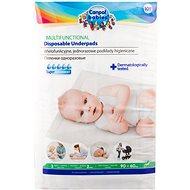 Canpol babies Jednorazové prebaľovacie podložky 10 ks - Prebaľovacia podložka