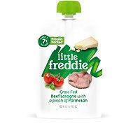 Little Freddie Lasagne s hovädzím mäsom z trávou krmených kráv a štipkou parmezánu  6× 130 g - Príkrm