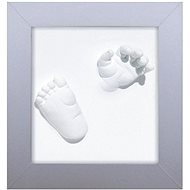 Happy Hands 3D DeLuxe frame White - Kreatívna súprava