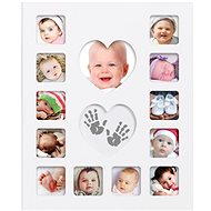 Happy Hands Baby First Year Kit - Súprava na odtlačky