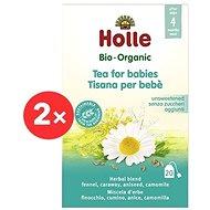 HOLLE Bio Detský čaj 2 × 30 g - Detský čaj