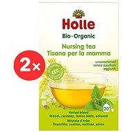 HOLLE Bio Čaj pre dojčiace mamičky 2 × 30 g - Čaj pre dojčiace matky
