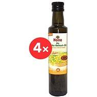 HOLLE Detský olej 4× 200 ml - Tekutý príkrm