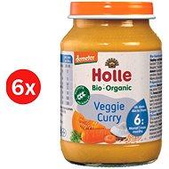Holle Bio Vegetariánske Kari 6 ks - Príkrm
