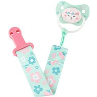 Canpol babies EXOTIC ANIMALS Green - Dummy Clip