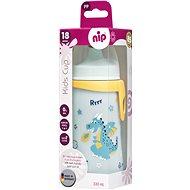 Nip Kids cup with drinker 330 ml boy - Children's Water Bottle