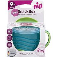 Nip Snackbox 2 in 1 250 ml - Desiatový box
