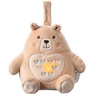 Tommee Tippee Nočné svetlo s hudbou Grofriend Bennie the Bear - Nočné svetlo