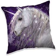 Jerry Fabrics Vankúš Unicorn purple - Vankúš