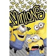 Jerry Fabrics  Dětská deka Mimoni 2 Banana - Deka