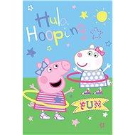 Jerry Fabrics Baby Blanket Peppa Pig 031 - Children's Blanket