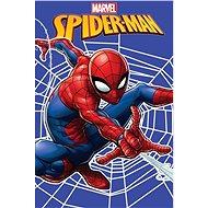 Jerry Fabrics Detská deka Spiderman web - Deka