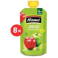 HAMÉ Apple 8 × 100 g - Baby Food