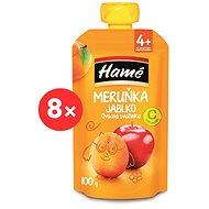 HAMÉ Apricot 8 × 100 g - Baby Food