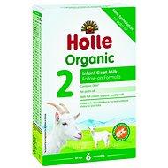 HOLLE BIO Detská mliečna výživa na báze kozieho mlieka 2 - 1× 400 g - Dojčenské mlieko