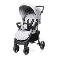 4BABY Rapid XIX Light Grey - Baby Buggy