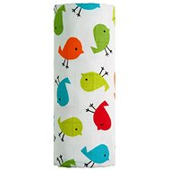 T-tomi BIO Bamboo towel birds - Children's Bath Towel