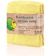 T-tomi Koupací žínky yellow
