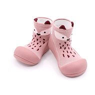 ATTIPAS Fox Pink S - Baby Booties