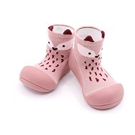 ATTIPAS Fox Pink M - Baby Booties