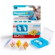 ALPINE Pluggies Kids Detské štuple do uší - Štuple