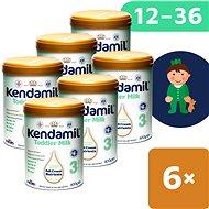 Kendamil Batoľacie mlieko 3 DHA+ (6× 900 g) - Dojčenské mlieko