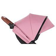 Petite & Mars Strieška + vystuženie Street+ Rose Pink - Strieška na kočík