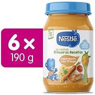 NESTLÉ Špagety s kuracím mäsom 6× 190 g