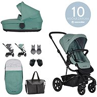 EASYWALKER Set Harvey2 Coral Green with Accessories - Baby Buggy