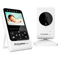 Detská pestúnka BABYSENSE Video Baby Monitor V24R