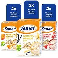 Sunar Mix mliečna kaša I L 6× 225 g