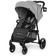 KINDERKRAFT Stroller sporty Grande City Gray - Baby Buggy