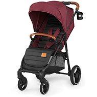 KINDERKRAFT Stroller sporty Grande LX Burgundy - Baby Buggy