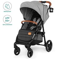 KINDERKRAFT Stroller sporty Grande LX Gray - Baby Buggy