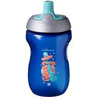 Tommee Tippee netečúca športová fľaša 12 mes.+, Blue, 300 ml - Detská fľaša na pitie