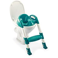 THERMOBABY Toilet Chair Kiddyloo Deep Peacock - Toilet Seat