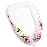 Eseco Nest for baby Watercolour flowers - Baby Nest