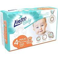 LINTEO Baby Prémium MAXI+ (10 – 17 kg), 46 ks - Detské plienky