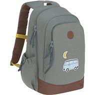 Lässig Big Backpack Adventure bus - Detský ruksak