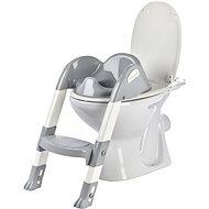 THERMOBABY Toilet Chair Kiddyloo Grey Charm - Toilet Seat