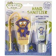Jack N' Jill Antibakteriálny gél na ruky pre deti 2× 29 ml OPICA - Antibakteriálny gél