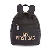 CHILDHOME My First Bag, Black - Backpack